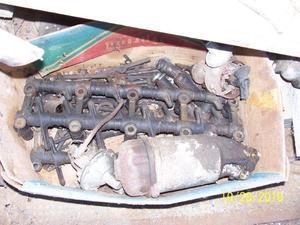1951 Chrysler 331 Ci Hemi motor