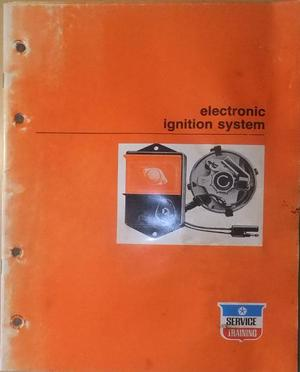 1973 Electronic ignition system
