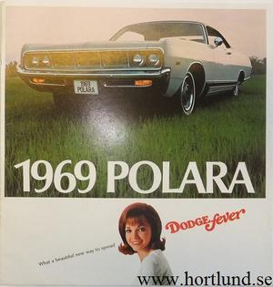 1969 Dodge Polara broschyr