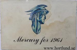 1961 Mercury Monterey, Meteor 600, Meteor 800 Owners Manual