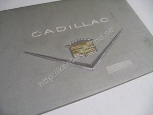 1963 Cadillac Dealer album