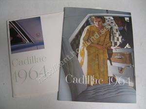 1964 Cadillac Lyxbroschyr