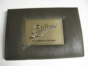1977 Cadillac Dealer album
