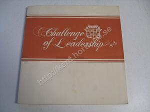1980 Cadillac Challange of Leadership