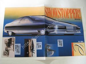1988 Cadillac Försäljningsbroschyr