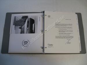 1990 Cadillac Press kit