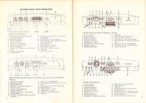 1950-1951 Dodge Instruktionsbok svensk