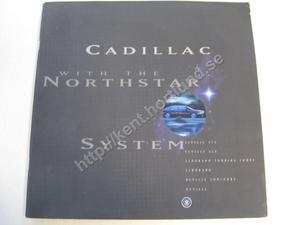 1996 Cadillac Lyxbroschyr
