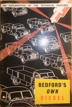 1957 Bedford Diesel introduktion