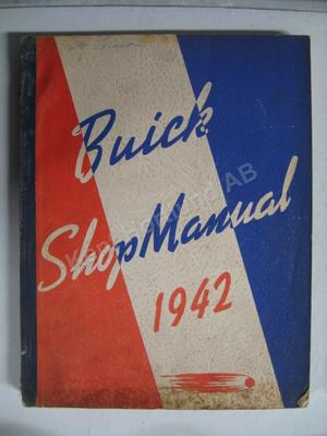 1942 Buick Shop Manual