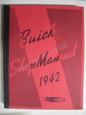 1942 Buick Shop Manual