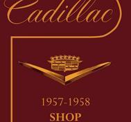 1957-1958 Cadillac Shop Manual