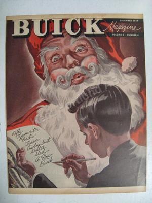 1946 Buick Magazine  Volume 8 number 6