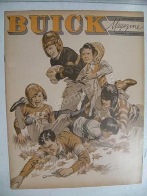 1946 Buick Magazine  Volume 8 number 5