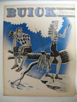 1946 Buick Magazine  Volume 8 number 2
