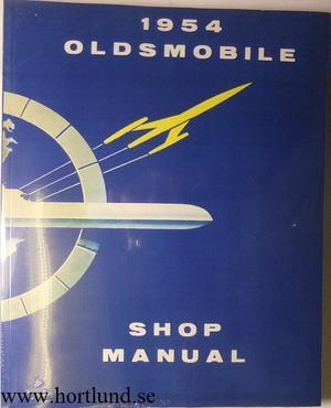 1954 Oldsmobile Shop Manual
