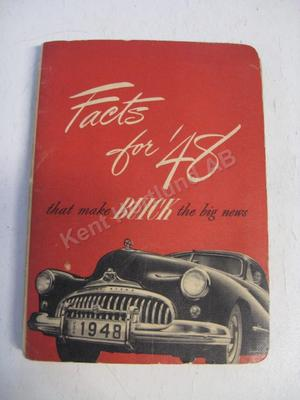 1948 Buick facts for 48