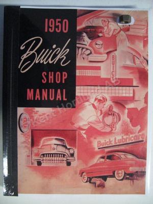 1950 Buick Shop Manual