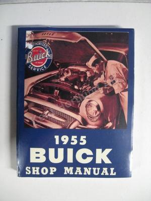 1955 Buick Shop Manual
