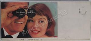 1957 Buick alla modeller broschyr folder