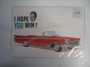 1959 Buick broschyr lotteri