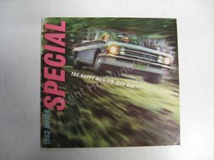 1962 Buick Special Försäljningsbroschyr