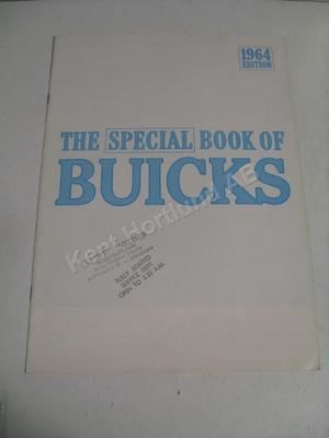 1964 Buick Special och Skylark broschyr