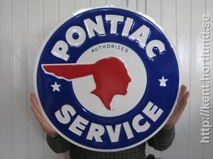 Pontiac Service Stor