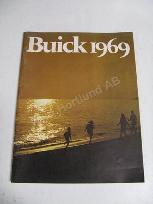 1969 Buick Lyxbroschyr