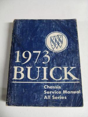 1973 Buick Chassis Service Manual