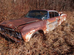 1961 Dodge Phoenix 2-Door Hardtop Spring Special