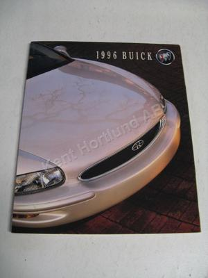 1996 Buick Katalog