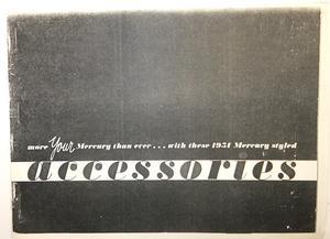 1951 Mercury Accessories