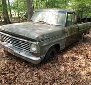1967 Ford  Ranger Pickup