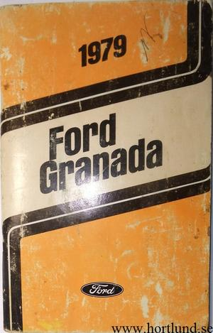 1979 Ford Granada Owners Manual