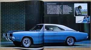 1969 Dodge Charger broschyr