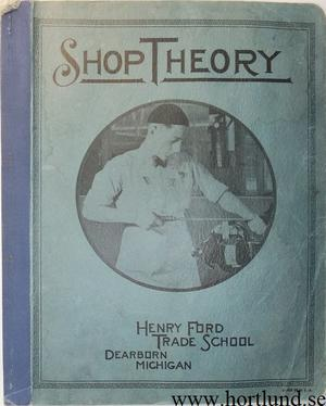 1941 Ford Shop Theory