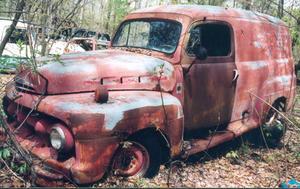 1951 Ford Paneltruck