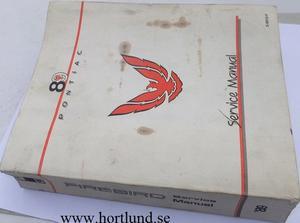 1989 Pontiac Firebird Service Manual