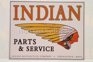 Indian Parts & Service