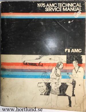 1975 AMC Technical Service Manual