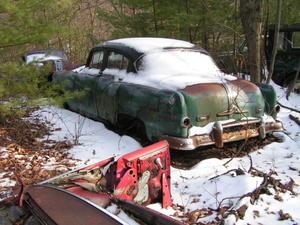 1953 Pontiac Chieftain Convertible