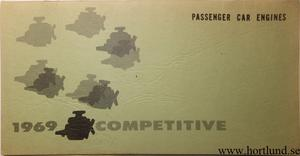 1969 Competitive Passenger Car Engines
