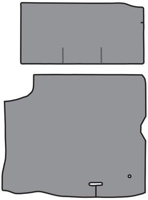 64 - 67  Buick Trunk Mat