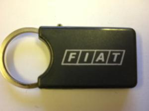 Fiat Nyckelring
