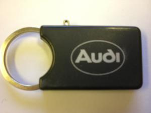 Audi Nyckelring