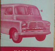 1953 Bedford CA Handbok
