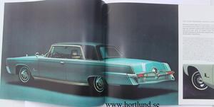 1964 Imperial Broschyr 9-63