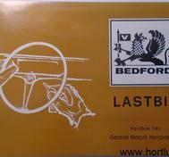 1969 Bedford EHG EHL EJM EPR Lastbil Instruktionsbok