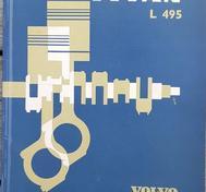 1959 Volvo Titan L 495 Instruktionsbok